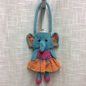Girls Elephant Purse is just TOO CUTE!!!